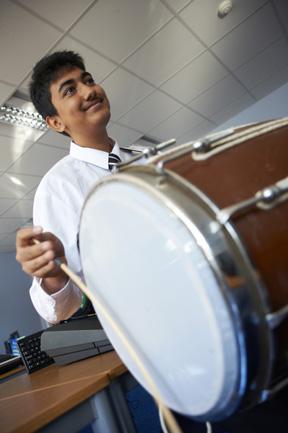 Heston drums